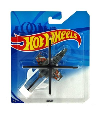 Hot-Wheels-Helicoptero-HW-X2-Branco