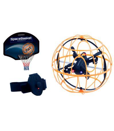 Space-Basket-Zero-Gravity