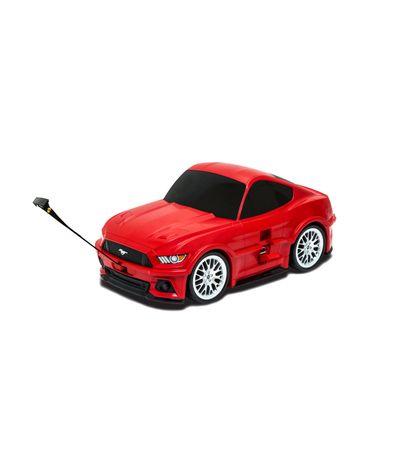 Valise-d--39-enfants-Ford-Mustang-Red