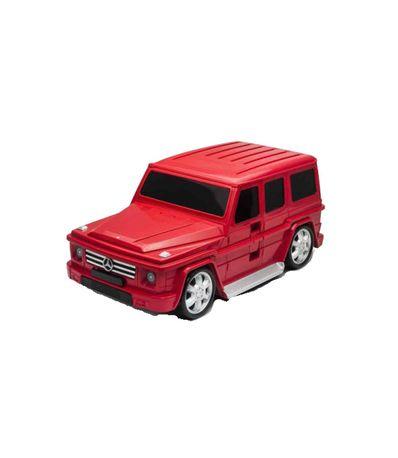 Maleta-Mercedes-Clase-G-Rojo