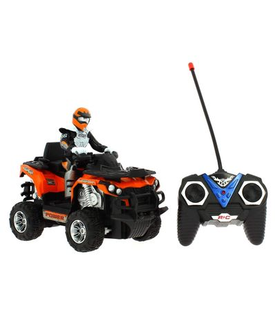 Quad-ATV-R-C-a-Escala-1-12