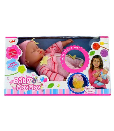 Muñeco-Bebe-Dormido-Rosa