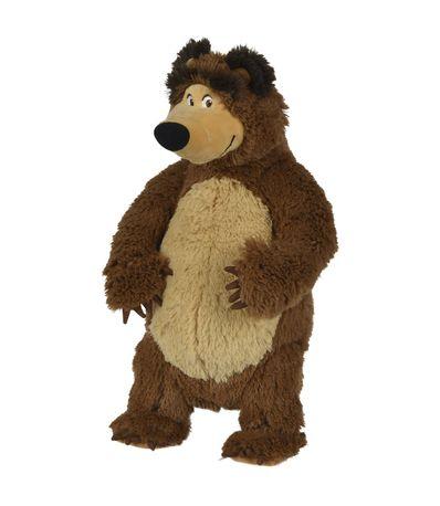 Macha-et-l--39-ours-Ours-en-peluche-35-cm
