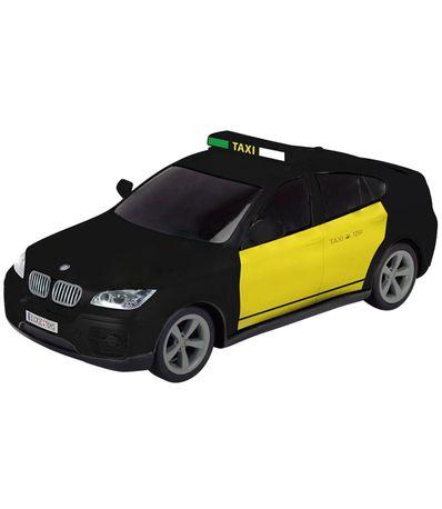 Miniatura-Taxi-Barcelona