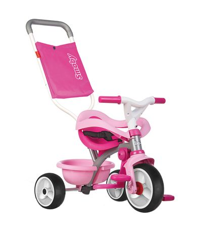 Tricycle-Be-Move-Confort-Rose