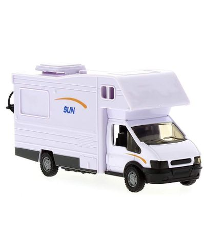 Auto-Caravana-Sun-Miniatura-Escala-1-48