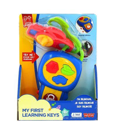 O-Meu-Primeiro-Porta-chaves-Espanhol-Ingles