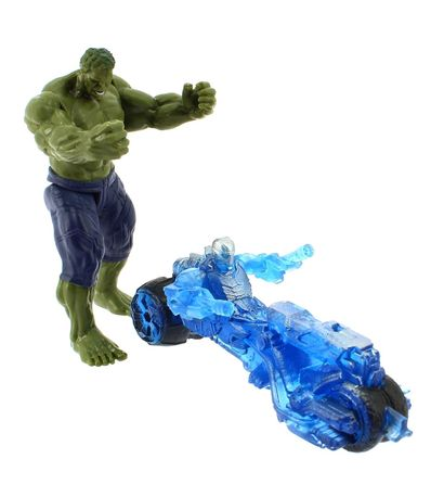 Los-Vengadores-Pack-2-Figuras-Hulk