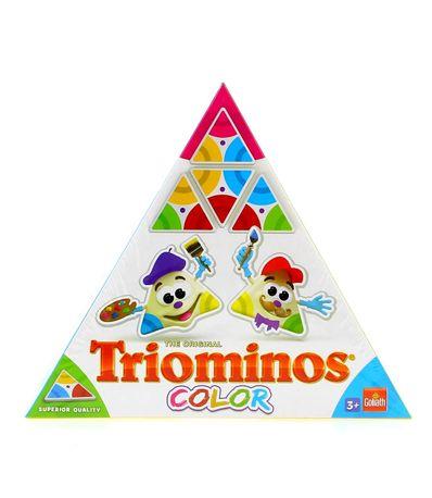 Triominos-Cor