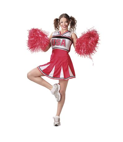 Pom-pom-girl-Adult-Costume