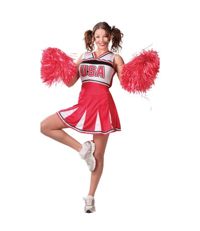 Costume-Pom-Pom-Girl