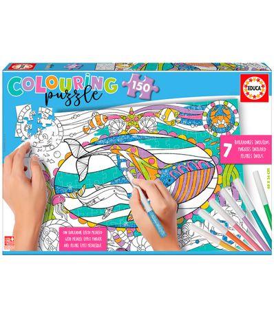 Colouring-Puzzle-Vida-Marina