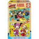 Mickey-y-los-Superpilotos-Puzzle-2x50-piezas