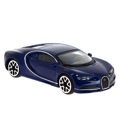 Coche-Miniatura-Street-Fire-Bugatti-Azul-1-43