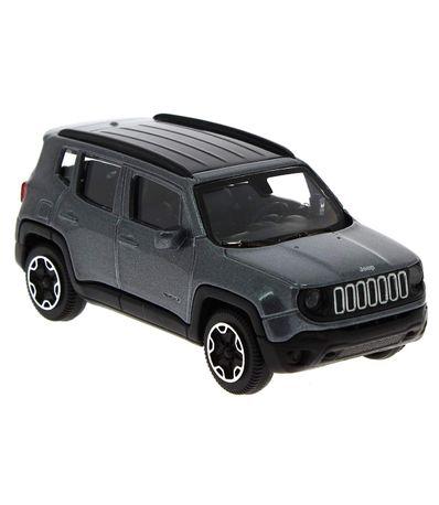 Coche-Miniatura-Street-Fire-Jeep-Gris-1-43