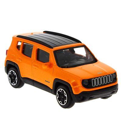 Coche-Miniatura-Street-Fire-Jeep-Naranja-1-43