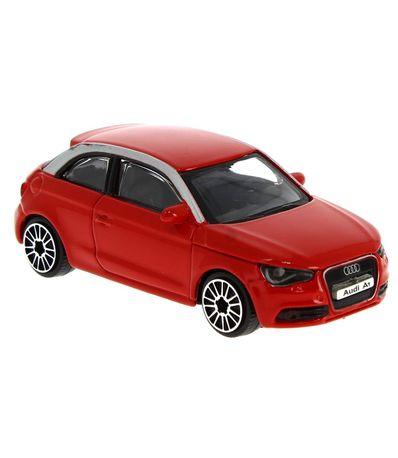 Coche-Miniatura-Street-Fire-Audi-A1-a-Escala-1-43
