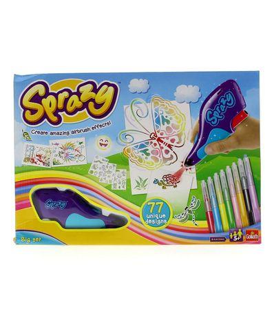 Sprazy-Art-Magique