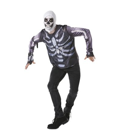 Fortnite-Camiseta-Skull-Trooper