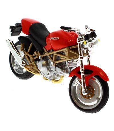 Moto-Miniatura-Ducati-Monster-900-Escala-1-18