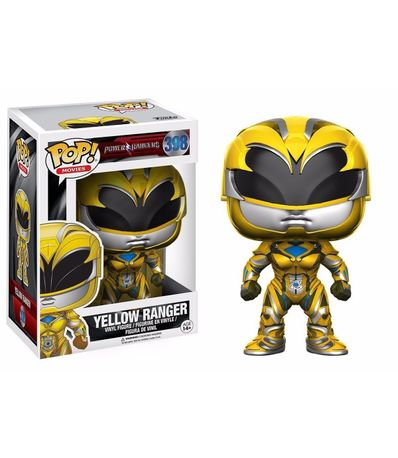 Figura-Funko-Pop-Yellow-Ranger