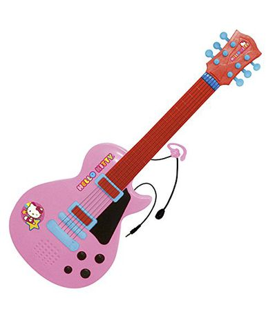 Bonjour-Kitty-Guitare-electronique