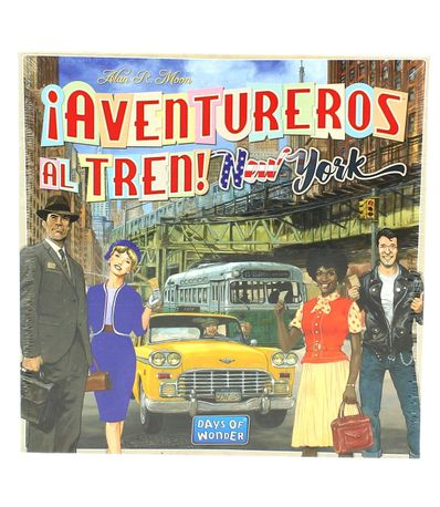 Juego-¡Aventureros-al-Tren--Nueva-York