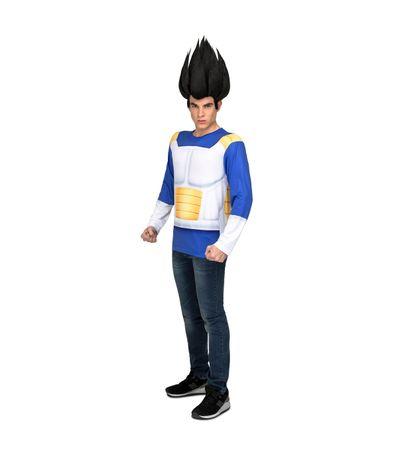 Dragon-Ball-Camiseta-Disfraz-Vegeta