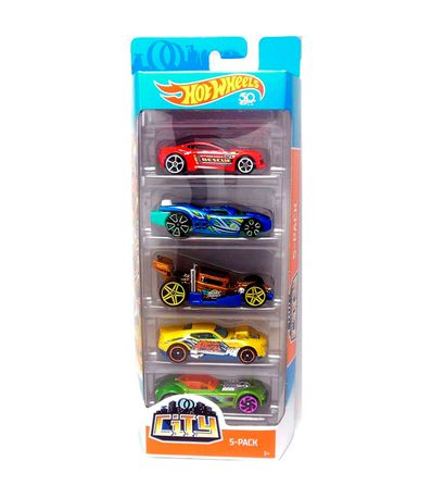 Hot-Wheels-Pack-5-Vehiculos-City-2