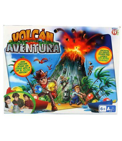 Jogo-Aventura-Vulcao