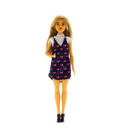 Barbie-Fashionista-Muñeca-Nº-81