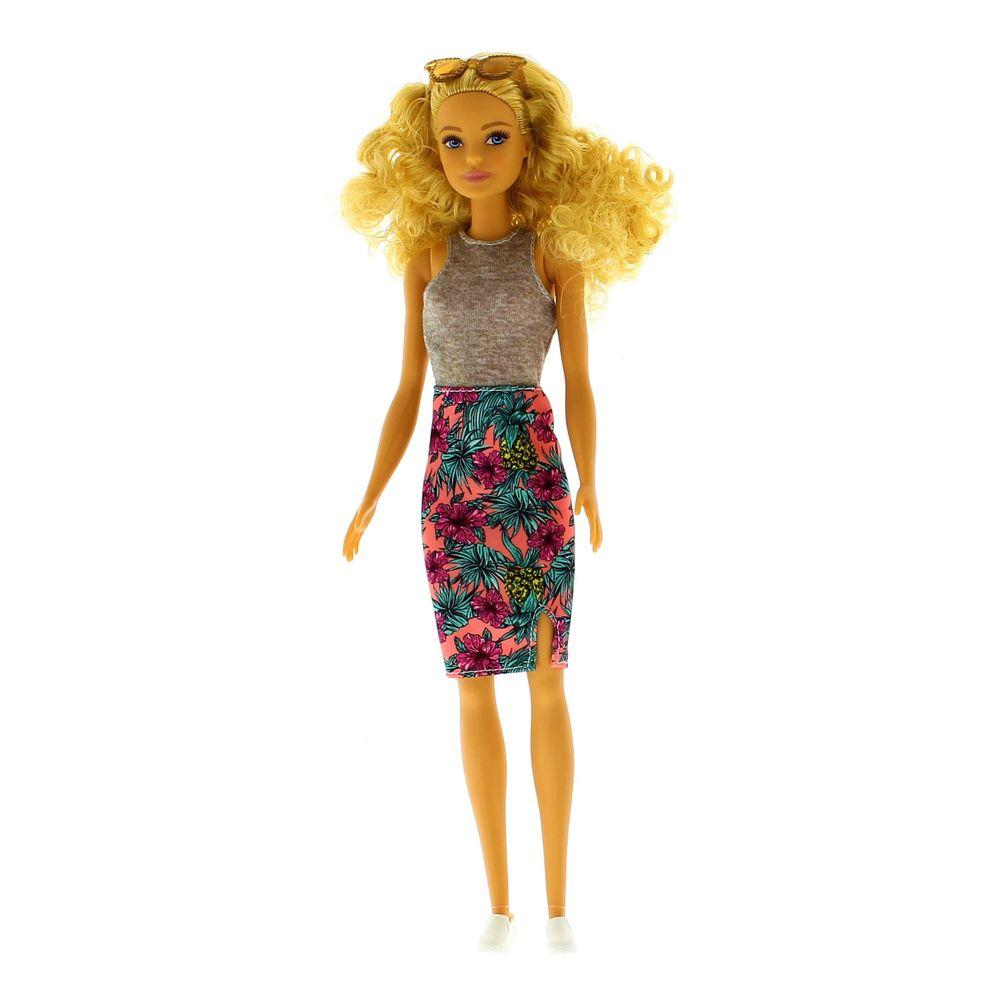 Poup U00e9e Barbie Fashionista N  U00b0 70