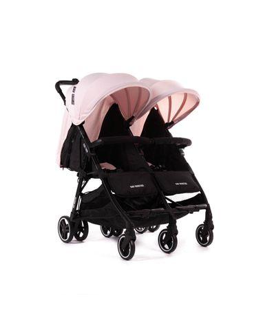 Kuki-Twin-Gemelar---Set-Color-MilkShake-Rosa