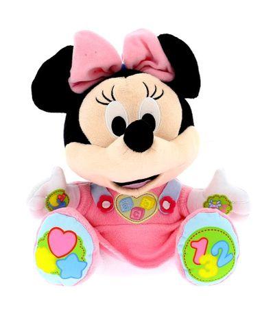 Baby-Minnie-Peluche-Educatif