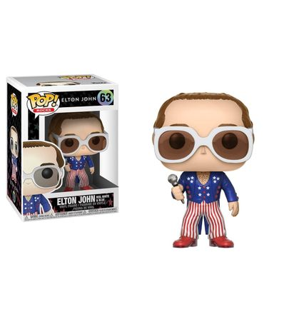 Figura-Pop-Elton-John-Red-White-Blue