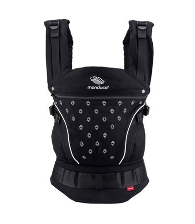 Mochila-Portabebe-Ergonomica-Ed-Limit-Black-Diamon