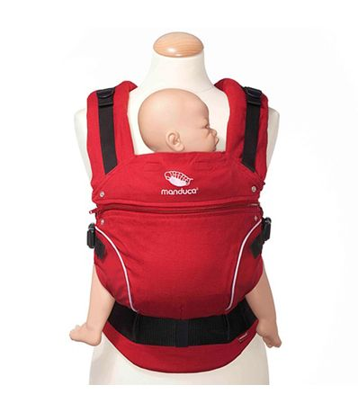 Mochila-Portabebe-Pure-Cotton-Chilly-Red