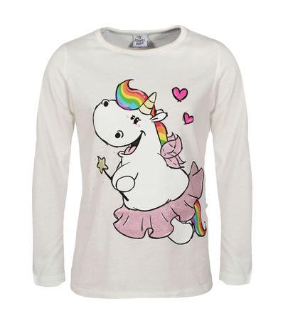 T-shirt-do-Pummel-do-unicornio-Tamanho-8-anos