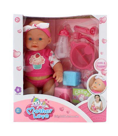 Baby-doll-30-cm-avec-8-accessoires