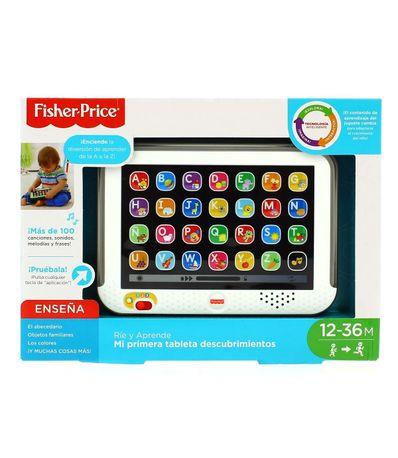 Fisher-Price-Mi-Primera-Tableta
