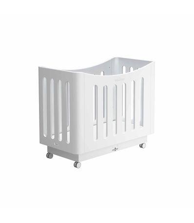 Cuna-Babysitter-120-60-cm-Blanco-Aluminio