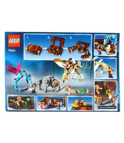 Créatures Lego Animaux Fantastiques Newt Valise 2HWIDE9