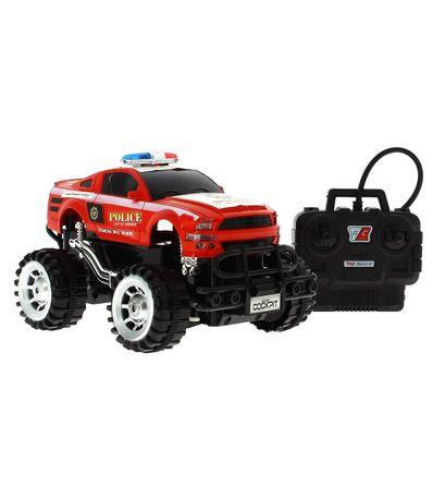 Coche-Night-Car-Policia-Rojo-R-C-1-20