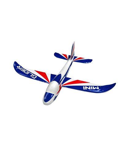 Maquette-aeroglisseur-Hand-Planes-Bleu