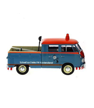 Miniatura-Volkswagen-Van-Kundendienst-1-24