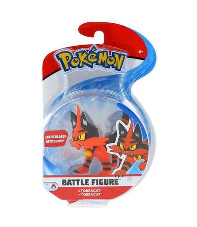 Pokemon-Figura-de-Combate-Torracat