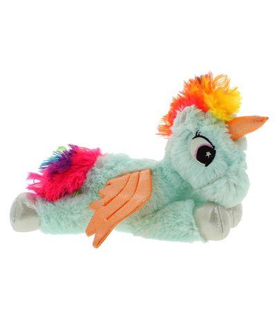 Unicornio-Verde-con-Alas-30-cm