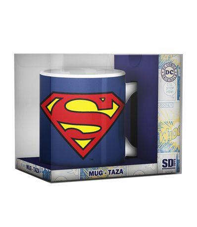 Taza-Logo-Superman