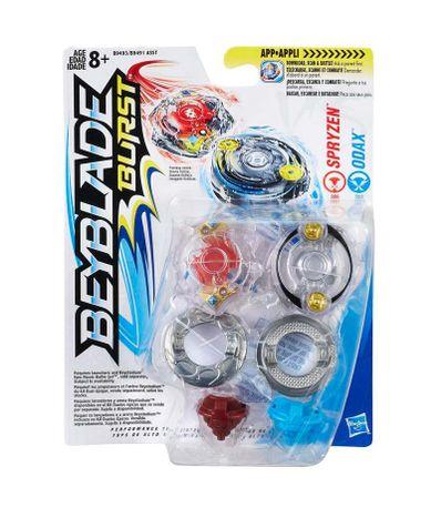 ODAX-Spryzen-Beyblade-et-Battle-Pack-2