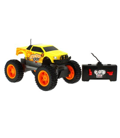 Coche-Tech-off-Road-Amarillo-R-C